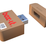 Bespoke USB Product Render