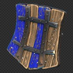 Right arm shield