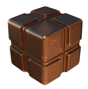 procedural copper nodes